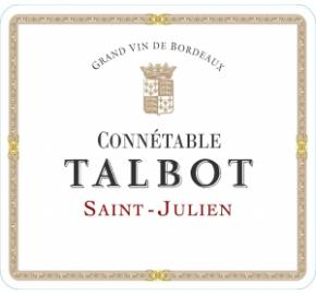 Connetable Talbot label