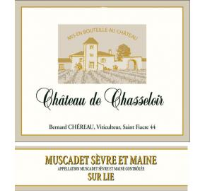 Chateau de Chasseloir label