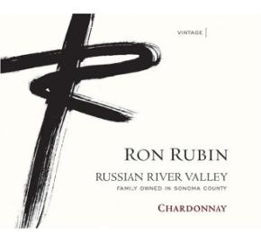Ron Rubin - Russian River Valley - Chardonnay label