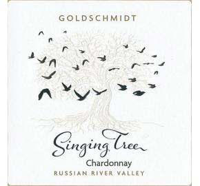 Goldschmidt Vineyard - Singing Tree - Chardonnay label