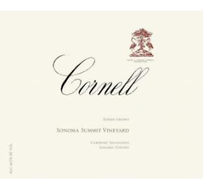Cornell - Cabernet Sauvignon - Estate Grown label