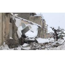 Heavy Snow Collapses Roof of Vall Llach in Priorat