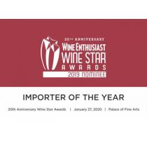 Monsieur Touton Selection nominated for Importer of the Year